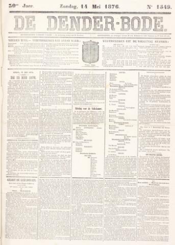De Denderbode 1876-05-14