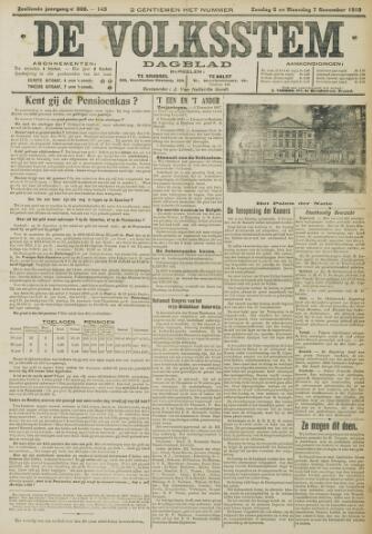 De Volksstem 1910-11-06
