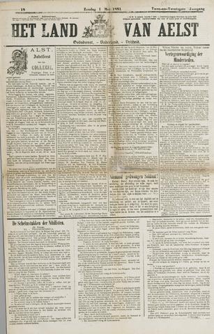 Het Land van Aelst 1881-05-01