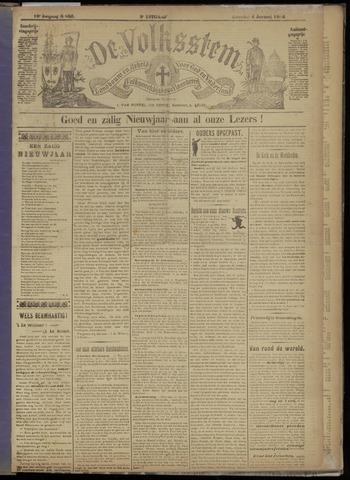 De Volksstem 1908