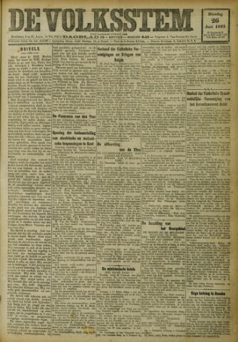De Volksstem 1923-06-26