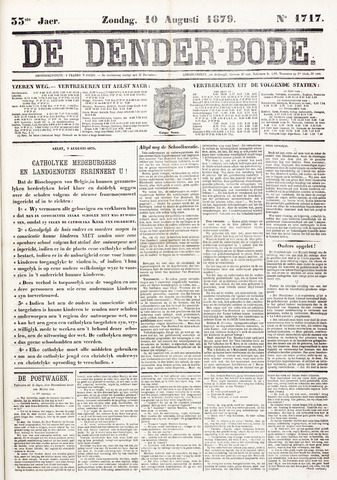 De Denderbode 1879-08-10