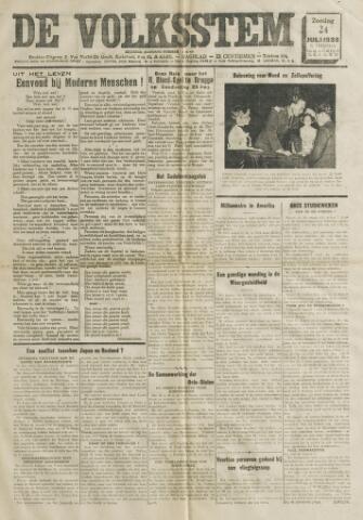 De Volksstem 1938-07-24