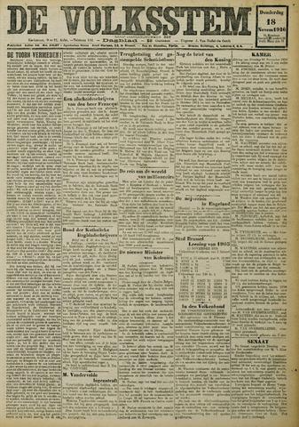 De Volksstem 1926-11-18