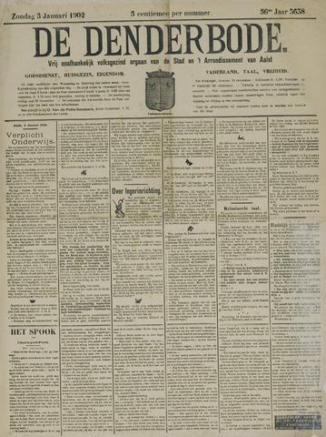 De Denderbode 1902-01-05