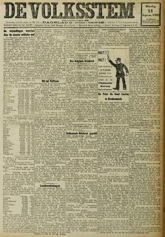 De Volksstem 1923-09-11
