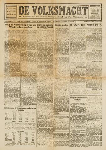 De Volksmacht 1926