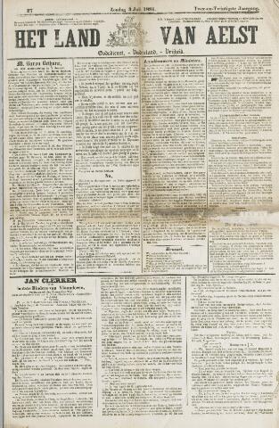 Het Land van Aelst 1881-07-03