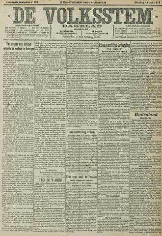 De Volksstem 1914-07-14