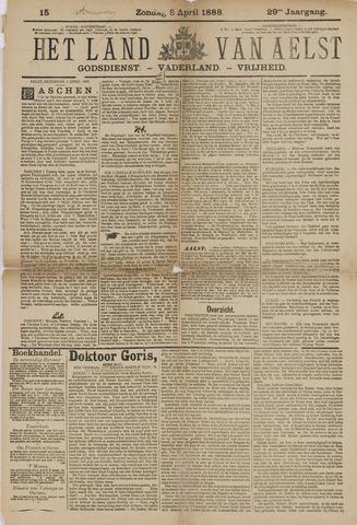 Het Land van Aelst 1888-04-08