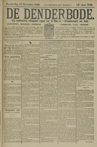 De Denderbode 1898-12-15