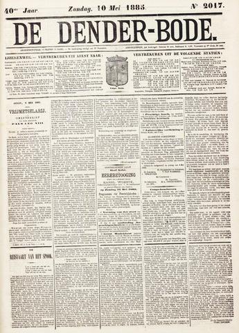 De Denderbode 1885-05-10