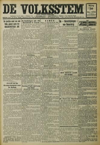 De Volksstem 1932-12-30