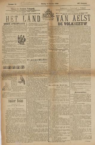 Het Land van Aelst 1908-10-11