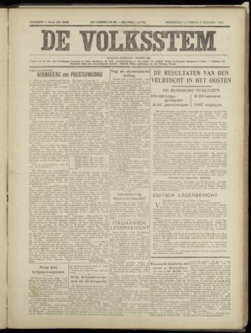 De Volksstem 1941-08-07