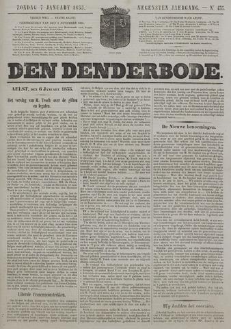 De Denderbode 1855