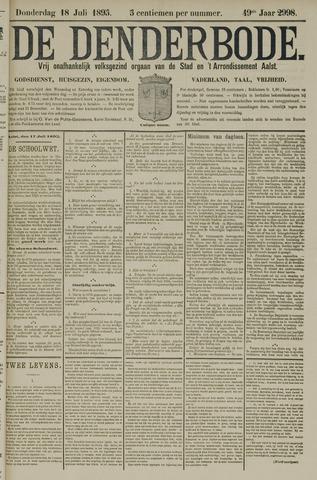 De Denderbode 1895-07-18