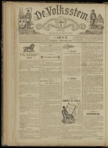 De Volksstem 1895-11-09
