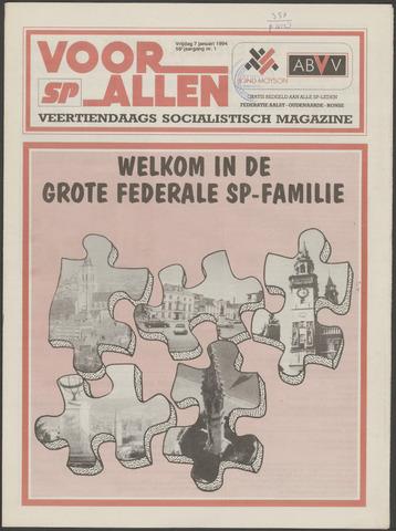 Voor Allen 1994