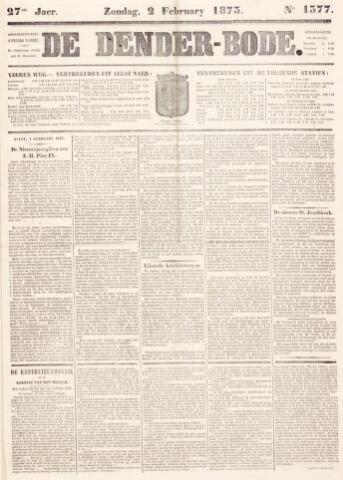De Denderbode 1873-02-02