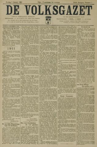 De Volksgazet 1911