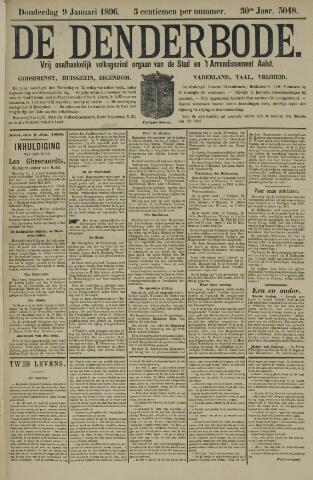 De Denderbode 1896-01-09