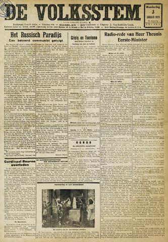De Volksstem 1935