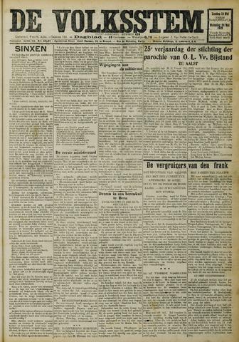 De Volksstem 1926-05-23