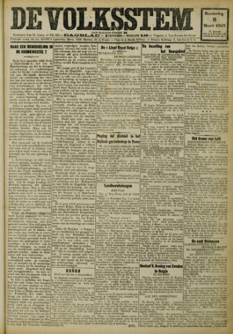 De Volksstem 1923-03-08
