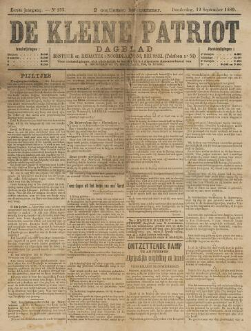 De Kleine Patriot 1889