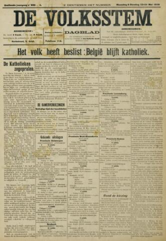 De Volksstem 1910-05-23