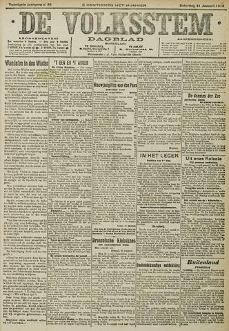 De Volksstem 1914-01-31