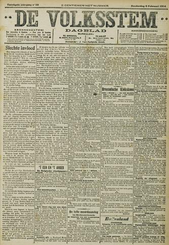 De Volksstem 1914-02-05