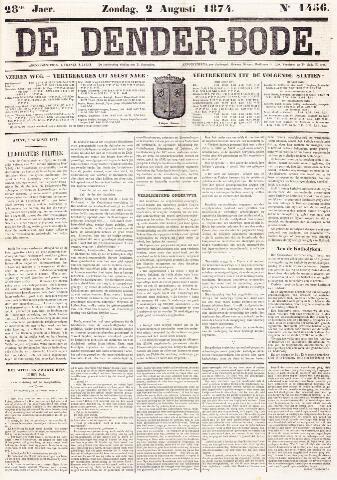De Denderbode 1874-08-02