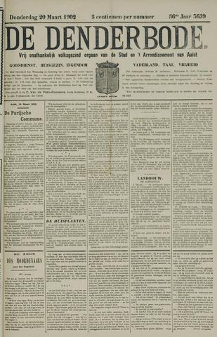 De Denderbode 1902-03-20