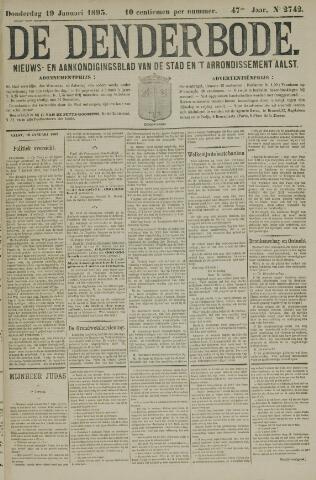 De Denderbode 1893-01-19
