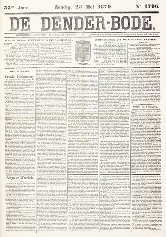 De Denderbode 1879-05-25
