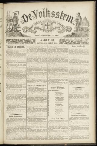 De Volksstem 1898-08-20