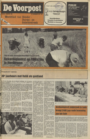 De Voorpost 1986-08-01