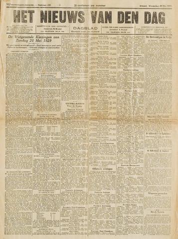 Het Nieuws van den Dag 1929