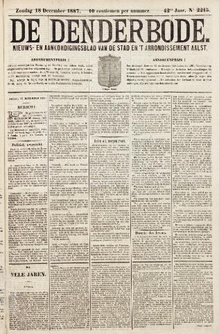 De Denderbode 1887-12-18