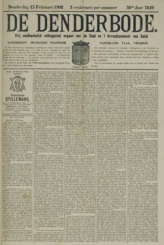 De Denderbode 1902-02-13