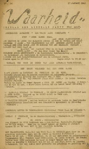 Waarheid 1948