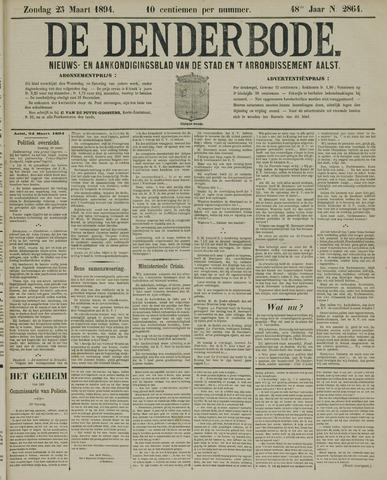 De Denderbode 1894-03-25