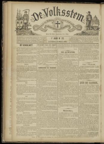 De Volksstem 1895-08-24