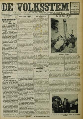 De Volksstem 1932-08-23