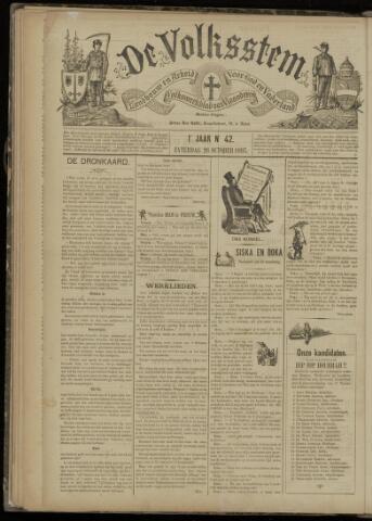 De Volksstem 1895-10-26