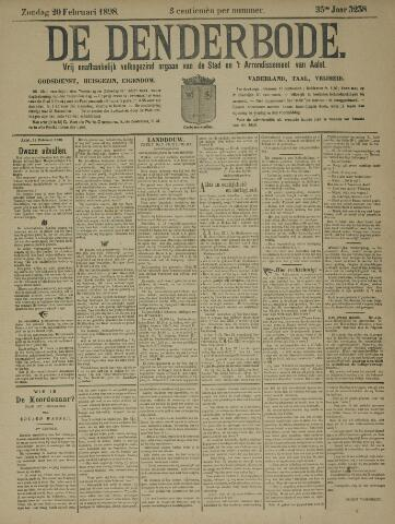 De Denderbode 1898-02-20