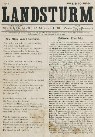 Landsturm 1915