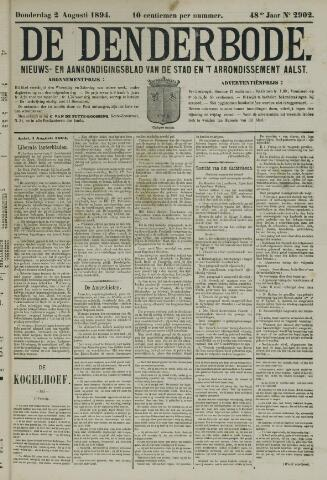 De Denderbode 1894-08-02